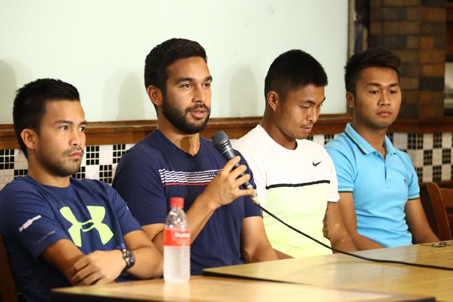 PH team vows to make home fans proud in Davis Cup matchup against Chinese Taipei
