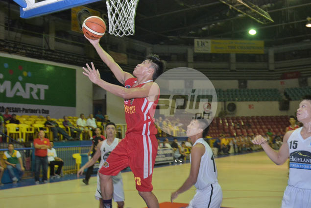 USJ-R survives UC Webmasters late rally to seal slot in semis of Cesafi Partner's Cup