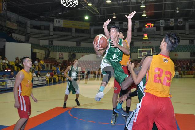 UV Green Lancers clobber USJ-R Jaguars in Cesafi Partners Cup Finals opener