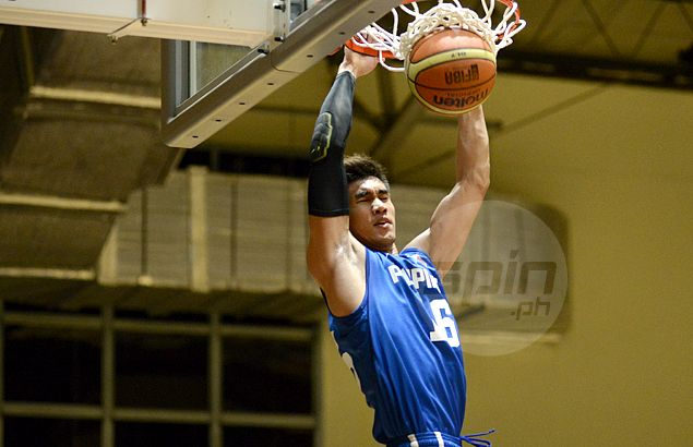 Gilas cadets run away with 87-point rout of Laos for victory No. 2 in Seaba