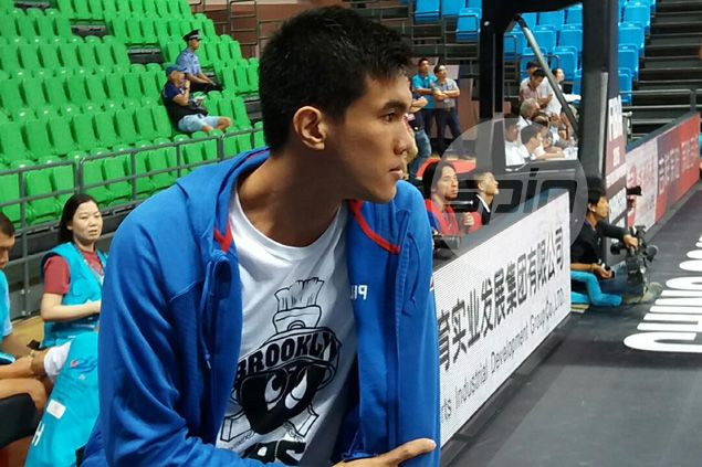 Gilas reserve Troy Rosario says his time will come