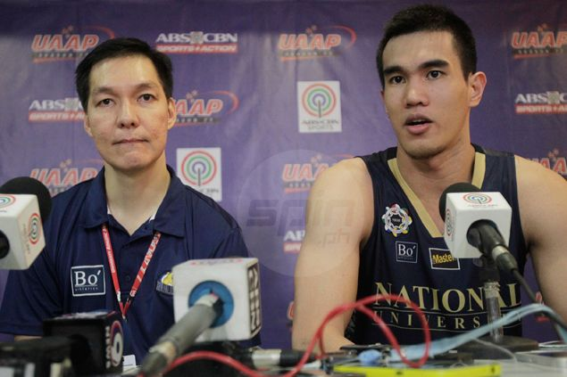 Troy Rosario thankful for NU teammates' trust as he transforms from Mbe back-up to top dog