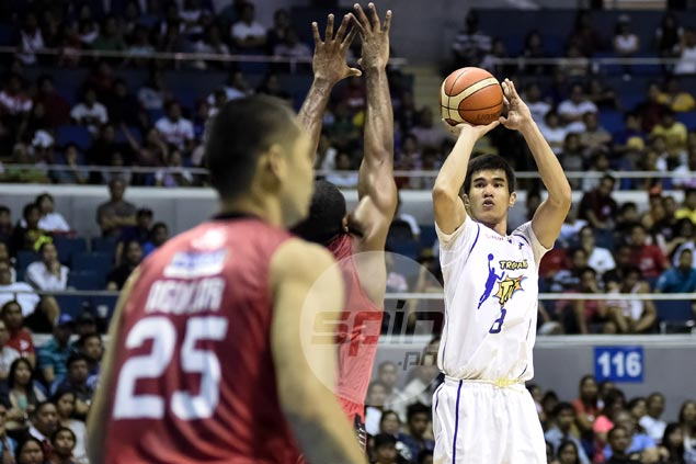 Troy Rosario still more comfortable as power forward despite thriving in new small forward role