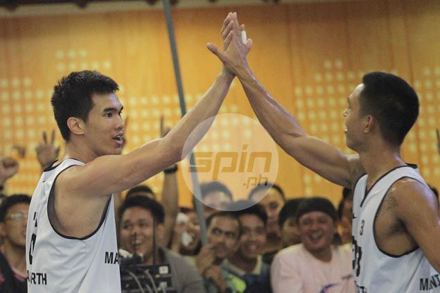 Rising star Troy Rosario gives fans more reasons to believe he's ready for PBA