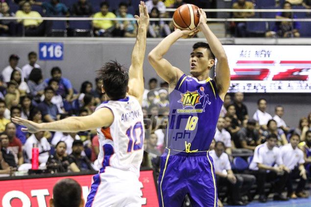 Troy Rosario finally shows glimpse of potential to justify his place in Gilas pool