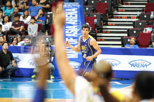 A rookie playing with the savvy of a veteran, Troy Rosario given citation by scribes
