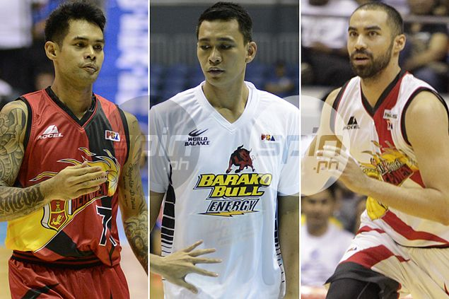San Miguel Beer looking to unload Chris Lutz and Ronald Tubid, possibly to Barako