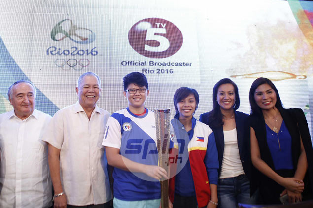TV5 to provide extensive coverage of Rio Olympics on Philippine TV 24/7