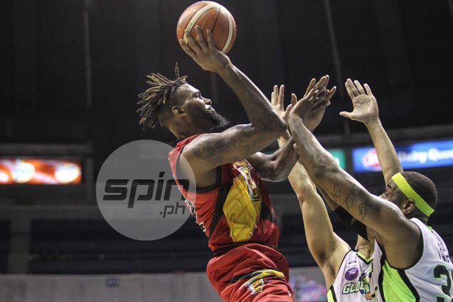 SMB import Tyler Wilkerson says nothing out of the ordinary on 52-point night: 'This is normal'