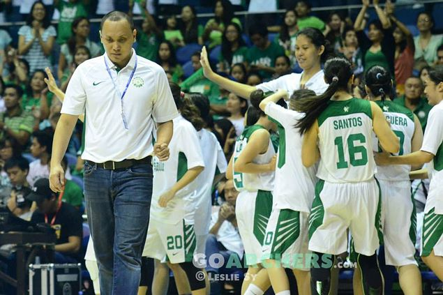 Coach Tyrone Bautista leaving Lady Archers to take on new challenge in Thailand