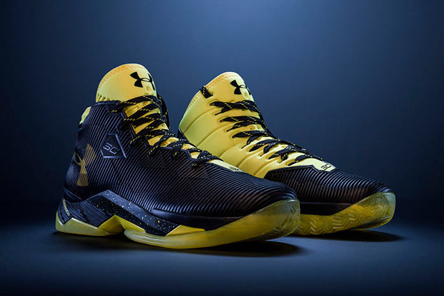 Under Armour releases latest Curry 2.5 'Black Taxi' as Warriors fight for playoff lives