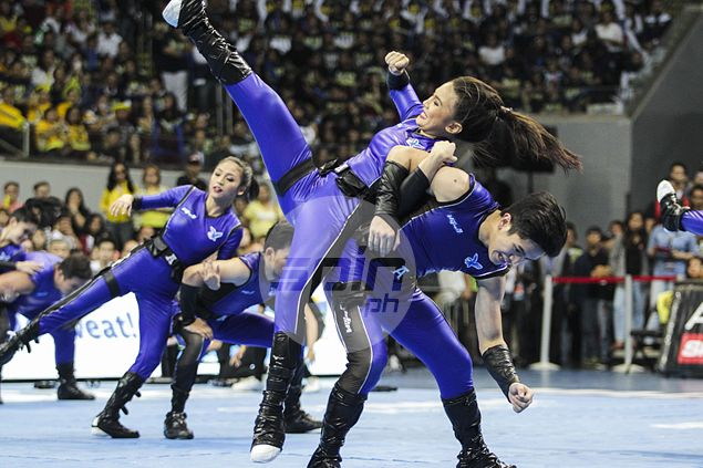 Ateneo Blue Babble Battalion looks to make big jump from bottom to podium spot