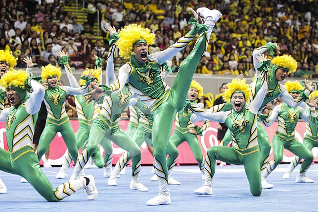 FEU Cheering Squad confident intact core can pull off return to podium in UAAP Cheerdance