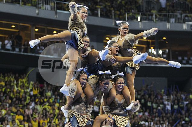 NU Pep Squad vows 'toughest routine yet' in quest for historic UAAP Cheerdance four-peat