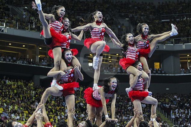 UE Pep Squad eyes NU evolution from cellar-dwellers to champions in UAAP Cheerdance