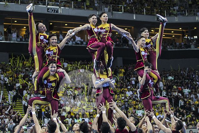 UP Pep Squad says unresolved protest behind pullout from 2016 UAAP Cheerdance Competition