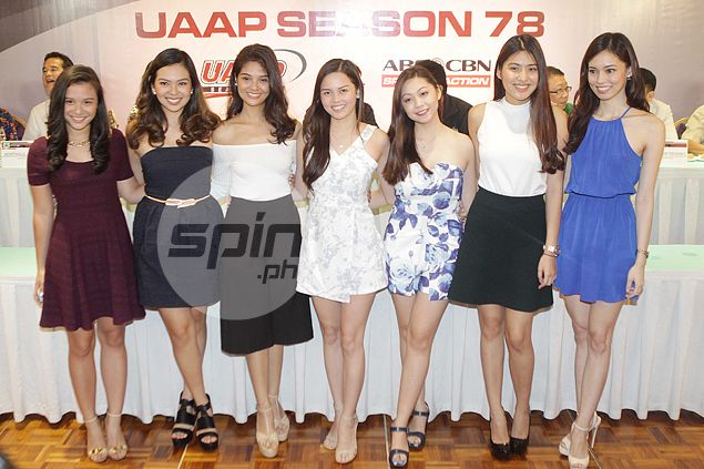 Up close and personal with the 2015 batch of UAAP courtside reporters