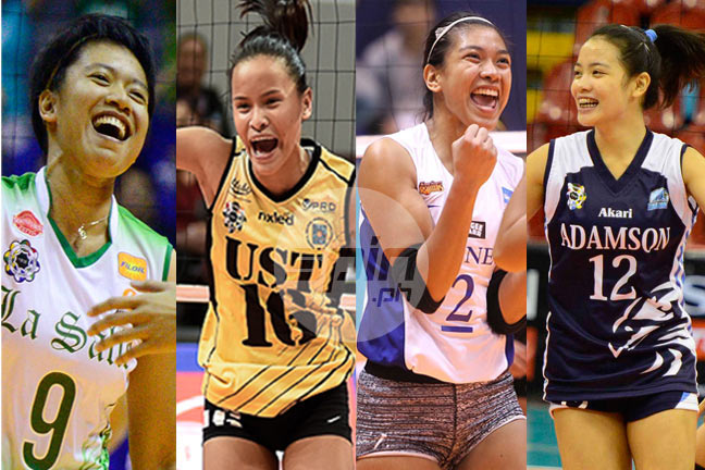 UST's Cherry Rondina eclipses Alyssa Valdez to take UAAP scoring lead after first round