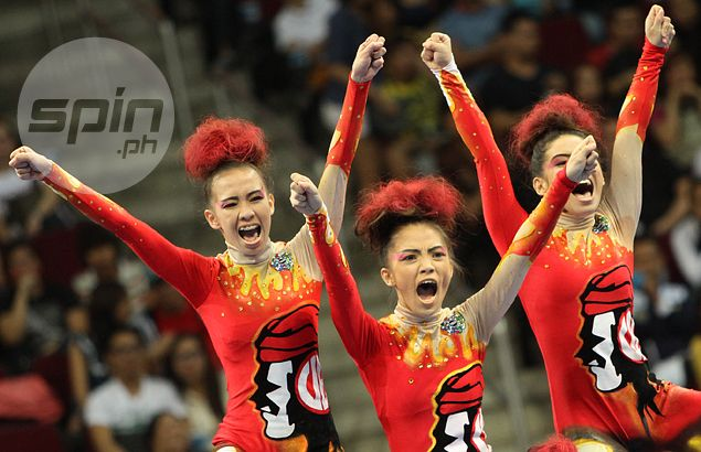 UAAP cheerdance preview: UE Pep Squad coach vows surprise from rookie-laden team