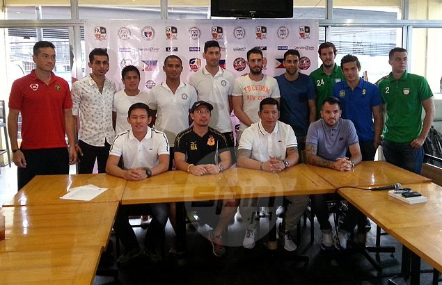 Azkals-powered PH side takes on Rest of World in maiden UFL All-Star showpeice