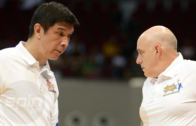 Uichico convinced San Miguel a plus-10 favorite against either Alaska or Rain or Shine in PBA Finals