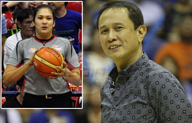 D-League trial just latest step in plan to tap women referees for PBA, says Salud