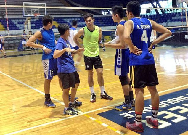 Philippine men's volleyball coach left guessing as no-shows hit first day of practice