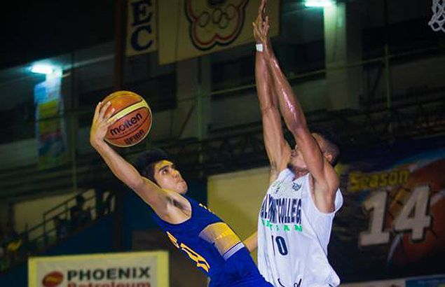 UNO-R Rams down HTC Wildcats to advance in PCCL Vis-Min qualifiers