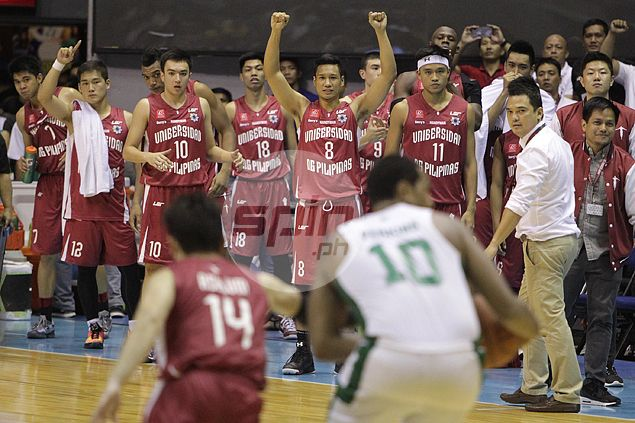 How good is the UP Maroons' start to UAAP season? Let's count the ways