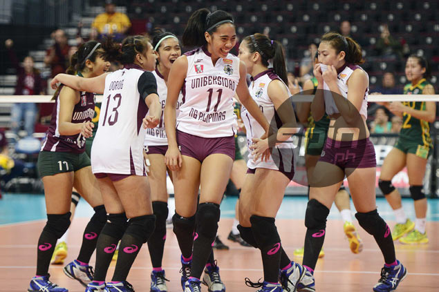UP Lady Maroons lose game but earn FEU Lady Tams coach's respect for gritty stand