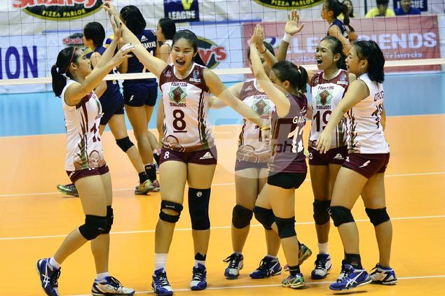 Vastly improved UP Lady Maroons beat Navy, clinch third place in V-League