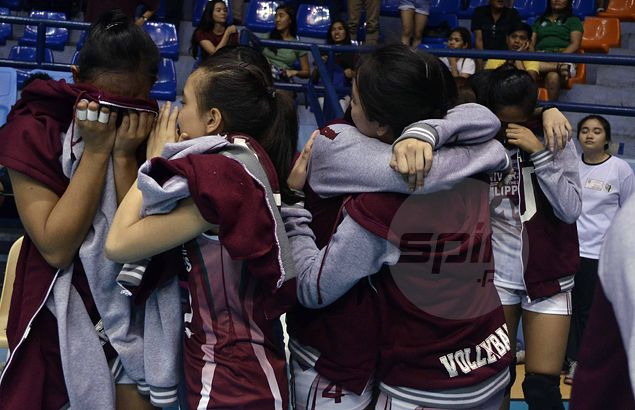 Fighting Lady Maroons get passing mark from coach despite failing to reach UAAP Final Four