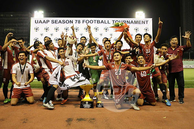 Inspired Maroons beat Ateneo in final, complete UAAP football double for UP