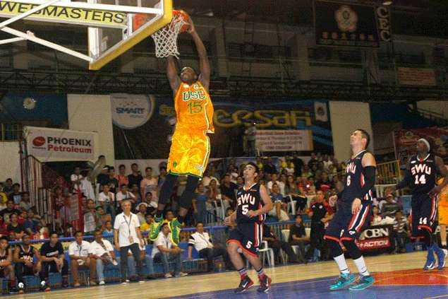 USC Warriors turn up defense to stop SWU Cobras, even Cesafi finals at 1-1