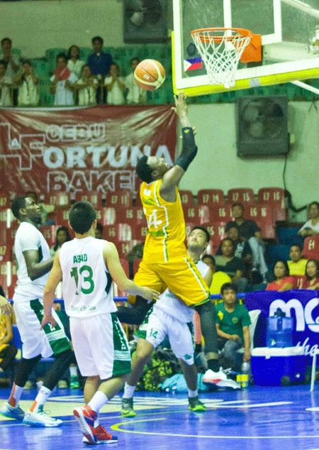 USC Warriors cool down Cebu rival UV Green Lancers with close PCCL victory