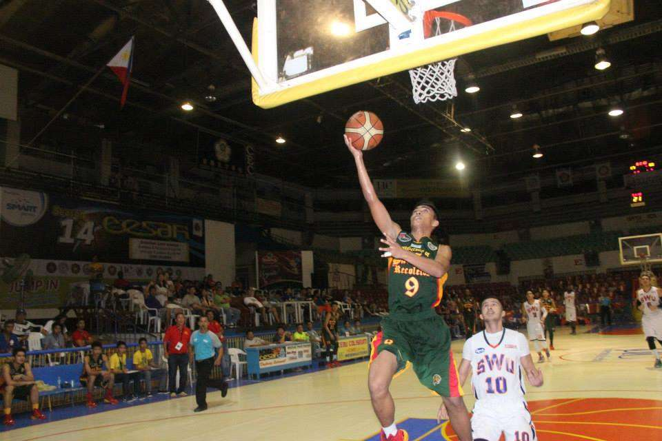 USJ-R Jaguars pounce on lackluster Cobras to emerge No. 3 seed in Cesafi Final Four
