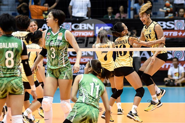 Ramil de Jesus admits La Salle got too high after Ateneo win, lost focus in UST loss
