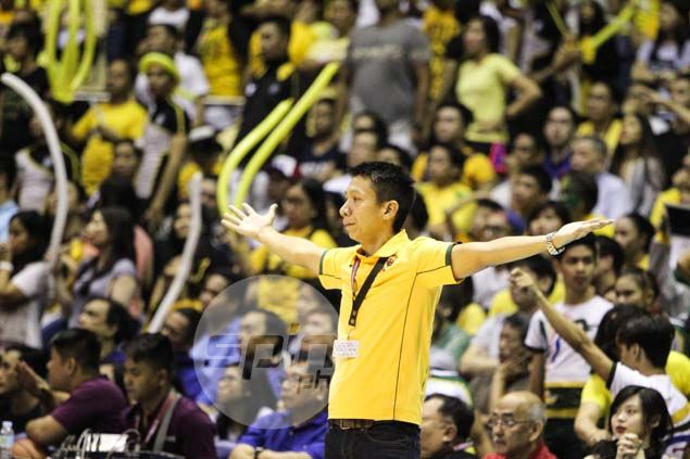 Nash Racela unmindful of attention shifting to La Salle coaching carousel instead on FEU-UST finals