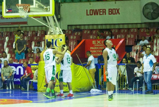 UV Green Lancers continue giant-killing run in PCCL, bring down Arellano Chiefs