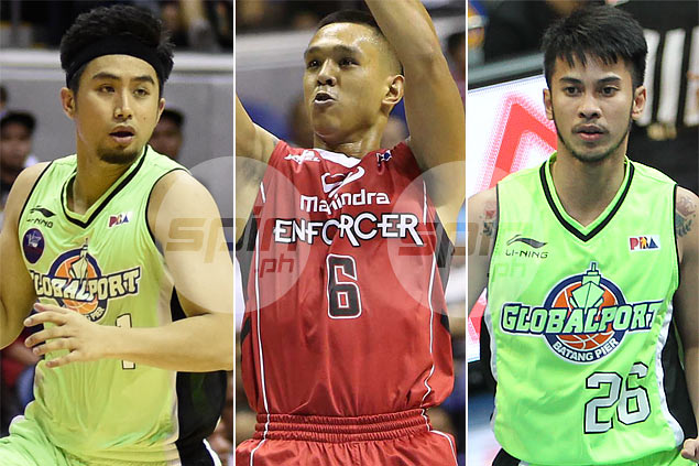 Karl Dehesa trade to GlobalPort finally moves forward as Blackwater enters picture