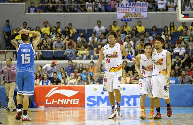 Rain or Shine has subs TY Tang and Uyloan to thank after big win over Purefoods