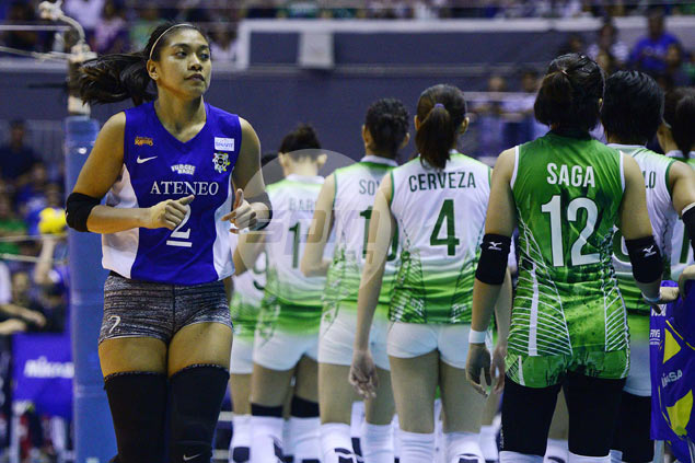 Dad Roel hoping for one final moment of magic from Alyssa Valdez in farewell game