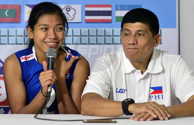 Alyssa Valdez believes thrice-to-win Benilde spikers can mirror Ateneo dream run