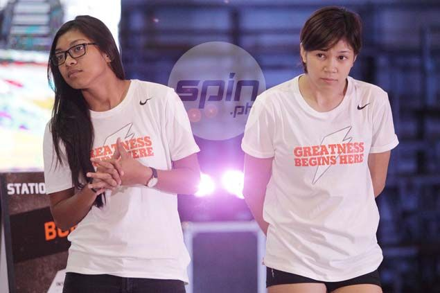 Rivals Alyssa Valdez, Mika Reyes share a lot in common in terms of drive, inspiration