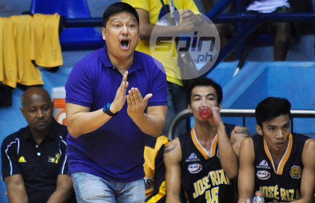 JRU Bombers, Arellano Chiefs collide in another expected grueling NCAA battle