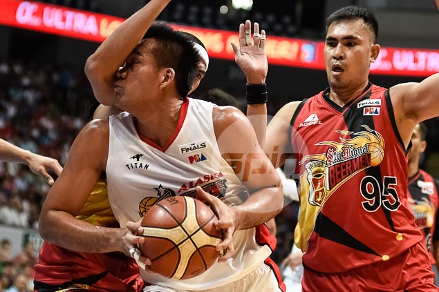 'Muscle Man' Vic Manuel regrets allowing maiden PBA title to slip through his grasp