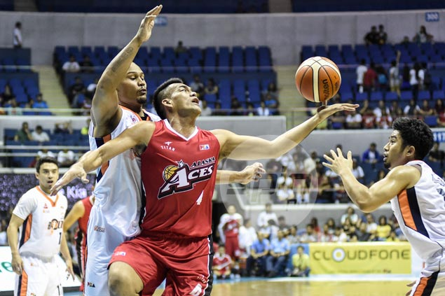 Alaska forward Vic Manuel says battle is all in the mind as he returns from calf injury