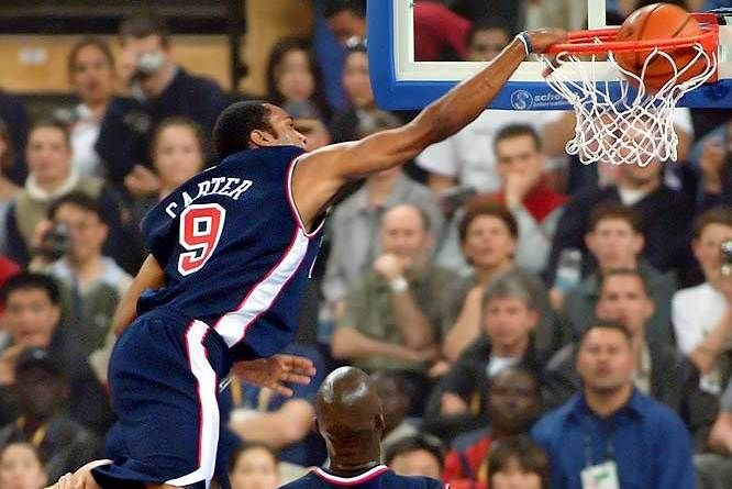 Vince Carter reveals amusing inside story to one of the best dunks of all time