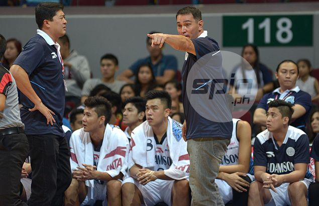 Can Vince do a Ramil Cruz? Hizon to call shots for Falcons as Duremdes attends to 'family matter'