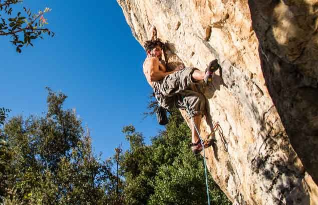 Rock climbers band together, launch campaign to replace aging climbing anchors